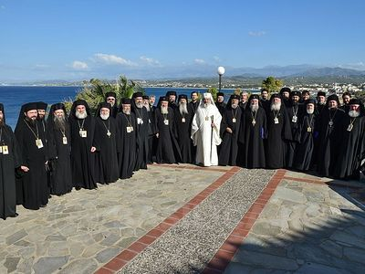 Metropolitan Hierotheos Vlachos on the Delegation of the Romanian Patriarchate at the Council of Crete: Well Prepared and Firm on Stand