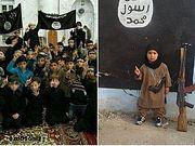 В рядах «Исламского государства» нашли полторы тысячи детей-смертников