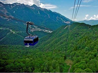 First Orthodox resort opens in Sochi