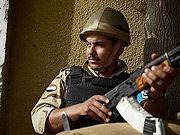 Попытка теракта в коптской церкви в Египте