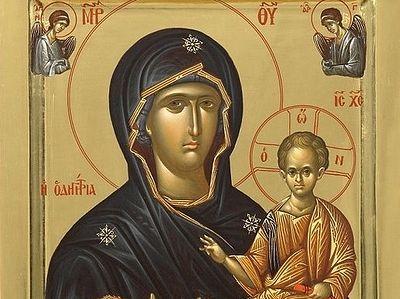 Почитание Божией Матери во дни её земной жизни