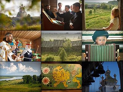 100 добровольцев в 10 деревнях Русского Севера
