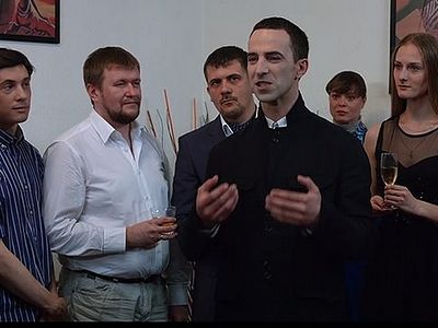 Film on victims of sects shown in Moscow