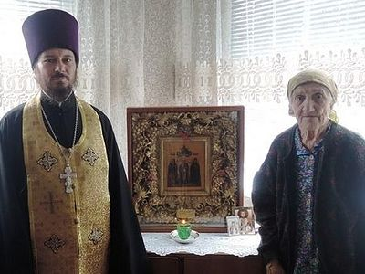 Icon lost for nearly 100 years found in Stavropol