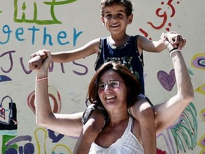 'The human heart is surviving': the woman giving sanctuary to refugees in Lesbos