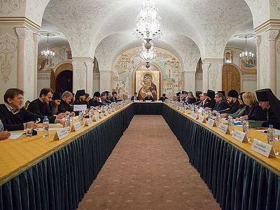 Состоялось второе заседание Оргкомитета XXV Международных Рождественских образовательных чтений