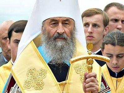 Moscow Patriarchate's Ukrainian Orthodox Church accuses law enforcement agencies of pressure on its clergy