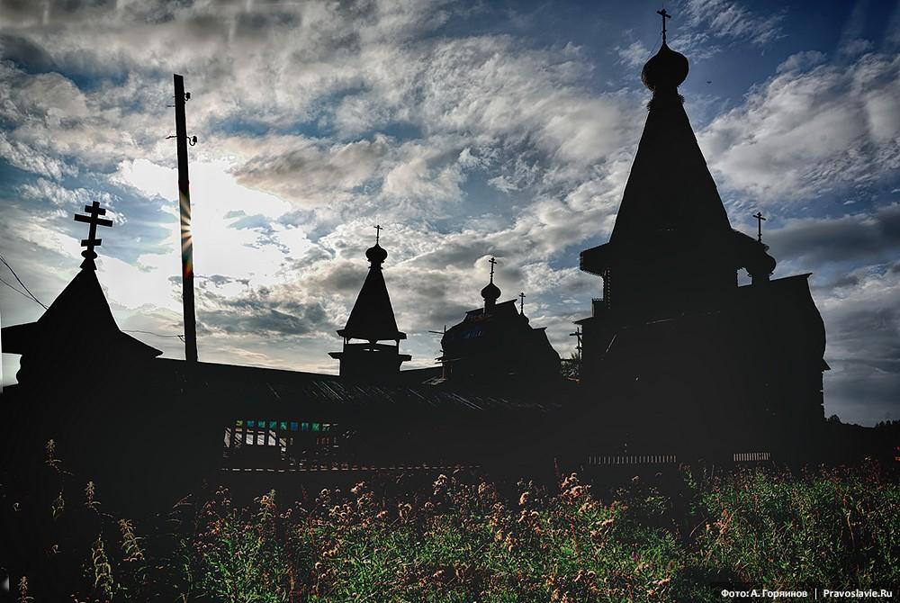 Церкви в честь Происхождения Честных древ и Обретения главы Иоанна Предтечи