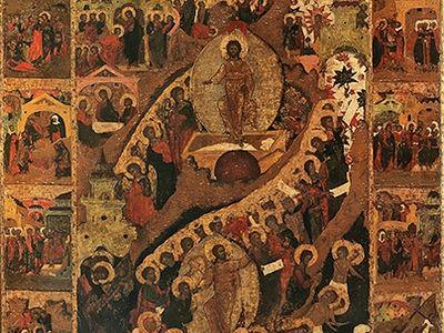 Unique seventeenth-century icon returns to Russia