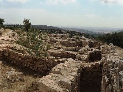 Ancient city unearthed where David battled Goliath