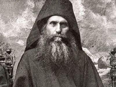 «Огненный» помысл преподобного Силуана Афонского