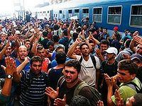 О мигрантах и библейской парадигме