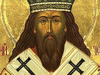 Holy Hierarch Theodosius of Chernigov