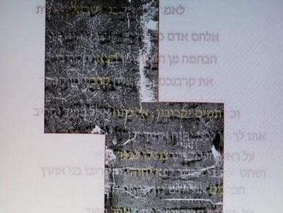 Archaeology Breakthrough: 1,700-Y-O Hebrew Scroll Discovered to Be Bible's Leviticus