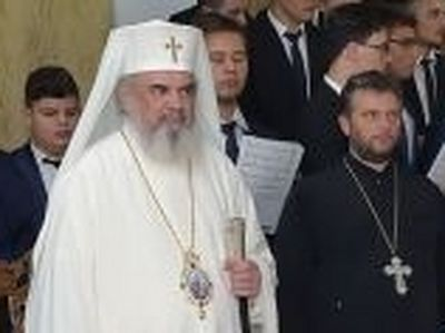 First healthcare school of Romanian Orthodox Church opened by patriarch of Romania