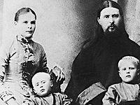 Священномученик Иларион: Детство и юность