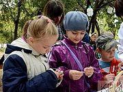 Крымчане приняли участие в благотворительной акции «Белый цветок»
