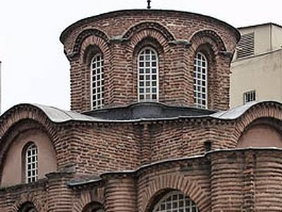 A visit to the Byzantine Monastery of Myrelaion, in Constantinople