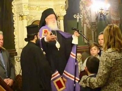 Metropolitan of the Greek Orthodox Church to appear before court for sharp remarks concerning sodomy