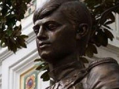 New Monument to Tsesarevich Alexei Unveiled in Crimea