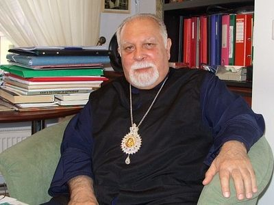 Metropolitan Stephanos suggests uniting Church in Estonia under his authority