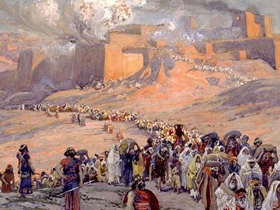 В земле Египетской