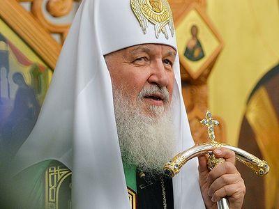 Слово Патриарха. Неделя 17-я по Пятидесятнице