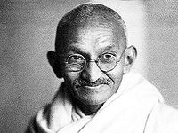 Ошибка «величиной с Гималаи» Махатмы Ганди