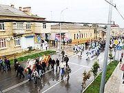 Впервые за сто лет в древнейшем городе России состоялся крестный ход