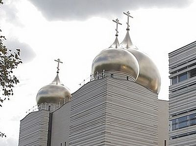 Russian Orthodox Spiritual and Cultural Center opens up in Paris