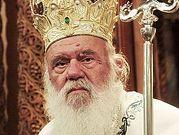Архиепископ Иероним раскритиковал политику дехристианизации Греции