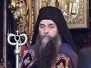 Состоялась интронизация нового игумена Пантелеимонова монастыря о. Евлогия (Иванова)