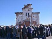 Престольный праздник прошел в Свято-Иверском монастыре в Донецке (+Фото)