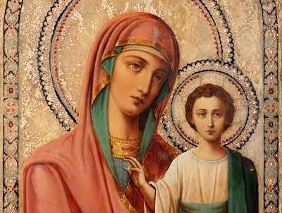Protectress of the Altai land: the miraculous icon of the Korobeinikovo Kazan Mother of God