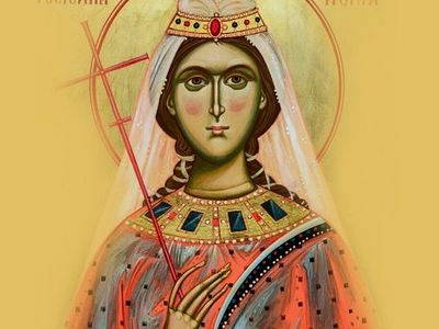 A new Virginmartyr has been enlisted in the calendar of the Romanian Orthodox Church: Saint Agnes