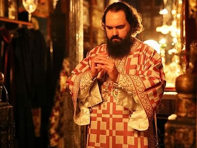 The power of Mt. Athos