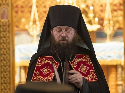 Homilies from nomination and consecration of His Grace Bishop Irenei of Sacramento