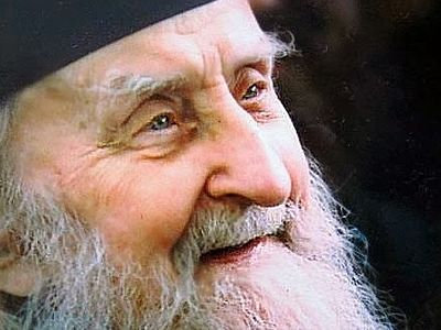 Archimandrite Sophrony on Psychology