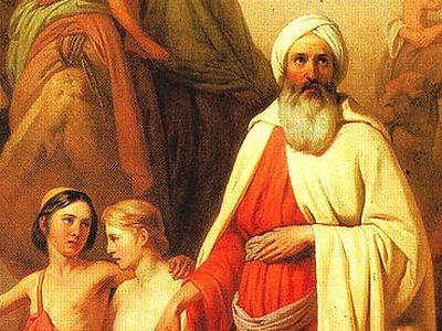Призвание патриарха Авраама: «который есть отец всем нам»