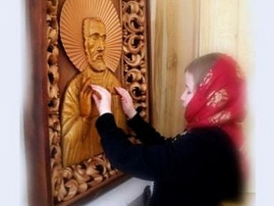 Exhibition of tactile icons of raised dots to open in Kiev for International Day of Handicapped People