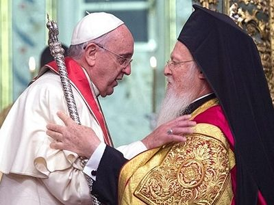 Patriarch Bartholomew awarded for commitment to ecumenism