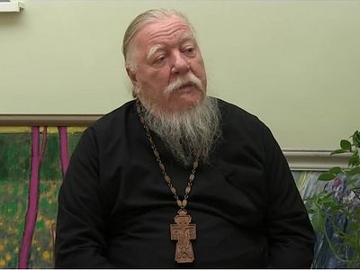 Archpriest Dmitry Smirnov: If we don't stop committing abortions, the Lord will wipe us from face of earth