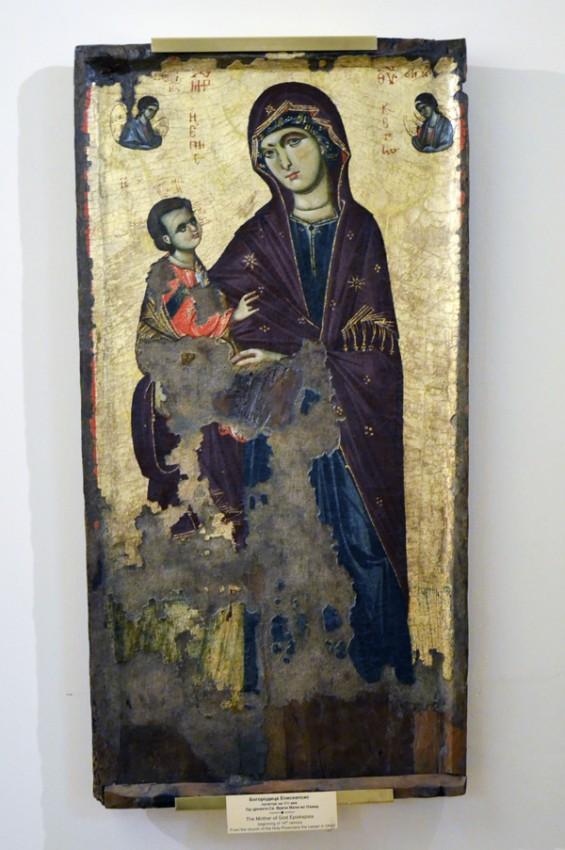 Икона Богородица Епискепсис