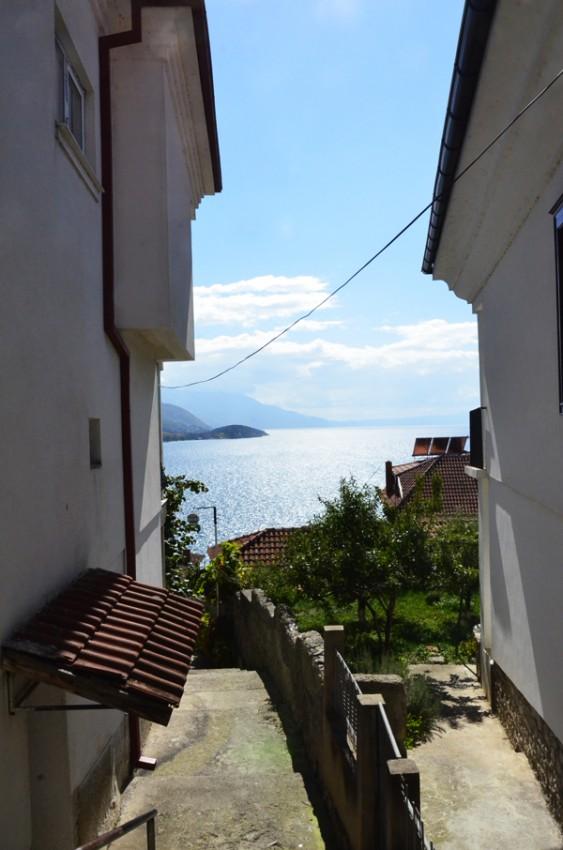 На улицах Охрида