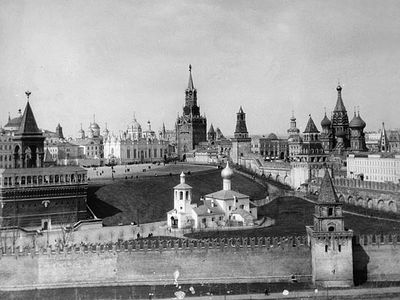 Moscow Kremlin launches tours to sites of lost monasteries