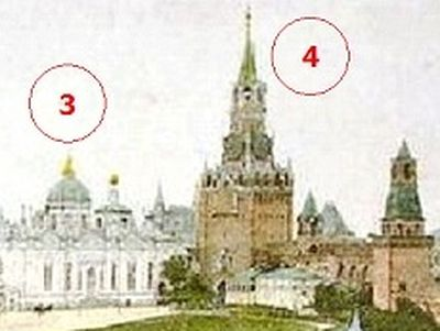 Lost Architectural Monuments of the Moscow Kremlin