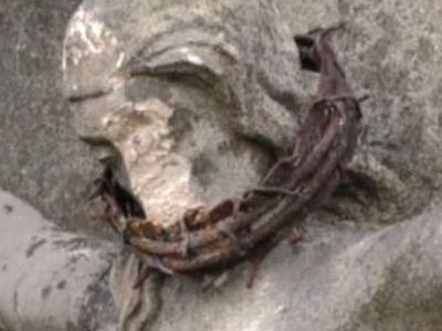 Wave of destruction hits Christian statues in Germany