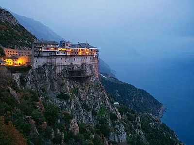 The Prophetic Role of Mount Athos in the Contemporary World