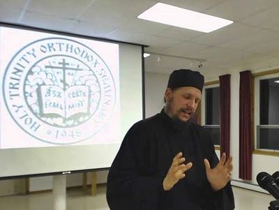 Holy Trinity Orthodox Seminary Welcomes New Professor