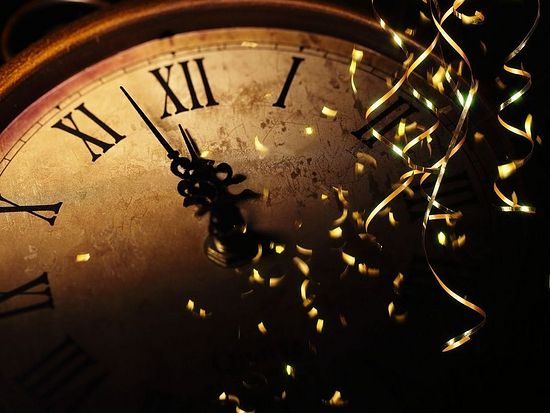 The New Year: The Mystery of Time
